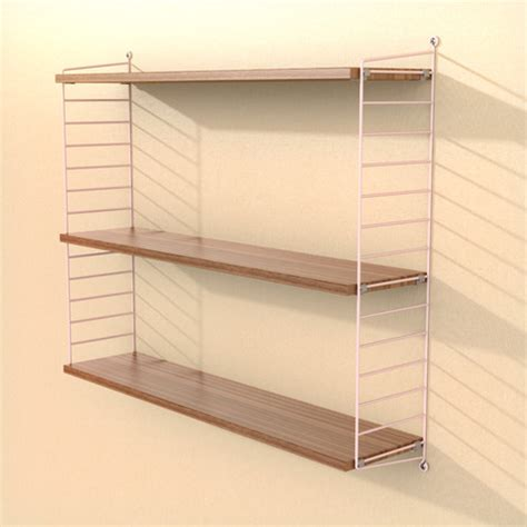 string 174 shelf string soft solidworks 3d cad model