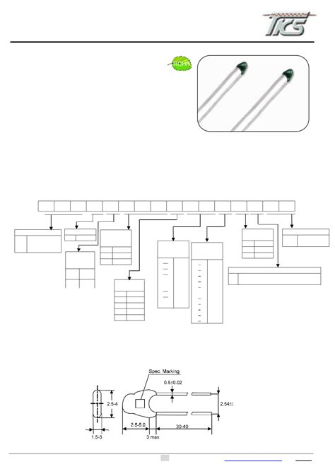 ntc thermistor means ttc3a474x457 datasheet ntc thermistor