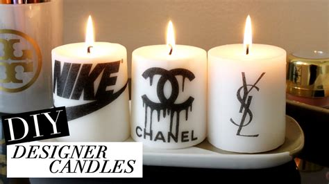 designer candles diy designer candles tumblr inspired youtube