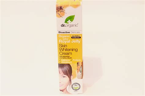 dr organic royal jelly skin whitening introduction about town