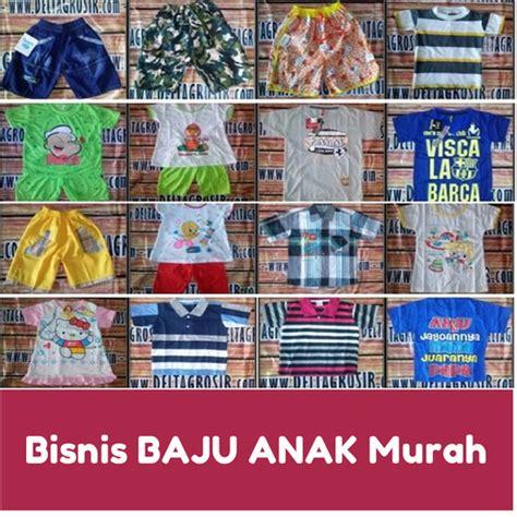 Pakaian Murah Baju Murah Kaos Jangkar No 183 grosir baju anak tanah abang pakaian anak tanah abang