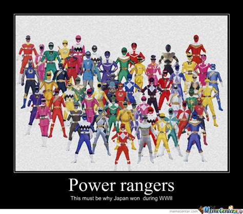 Power Rangers Meme - power rangers by wimpykid cool meme center