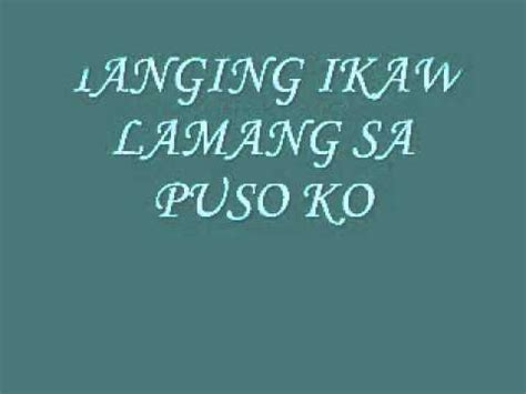 my valentines tagalog version lyrics for you shinrose tagalog version doovi