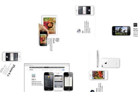 iphone css layout apple s iphone 4s css animation shows extra design detail