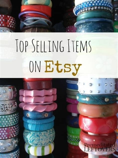 7 Top Items to Sell on Etsy