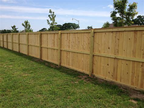 wood fences frank breaux construction