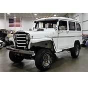 1953 Willys Jeep Wagon  Post MCG Social™ MyClassicGarage™