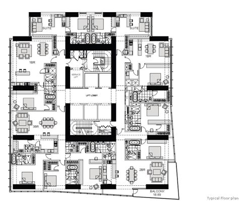 the trumps floor plan trump tower century condominium century city kalayaan