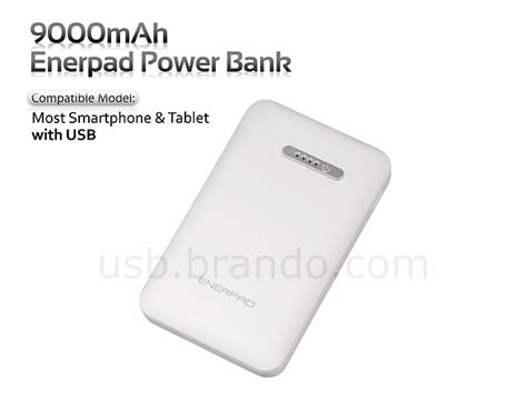 Power Bank Enerpad enerpad power bank 9 000mah