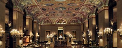 downtown chicago hotel palmer house il