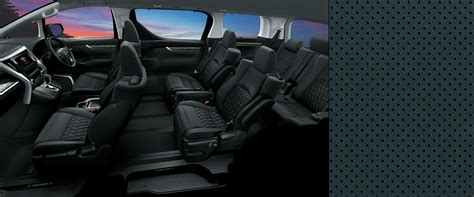 mpv car interior toyota alphard hybrid mpv interior hd images and wallpaper