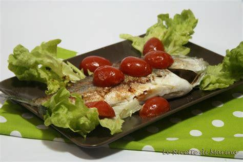 come cucinare l orata in padella orata in padella con pomodorini le ricette di marina