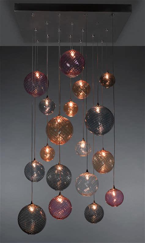 Chandelier Pendant Lights Globe Chandelier Blown Glass Pendant Lighting