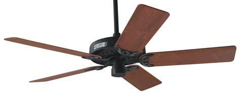 hunter original ceiling fan hunter classic original ceiling fan 23855 in black