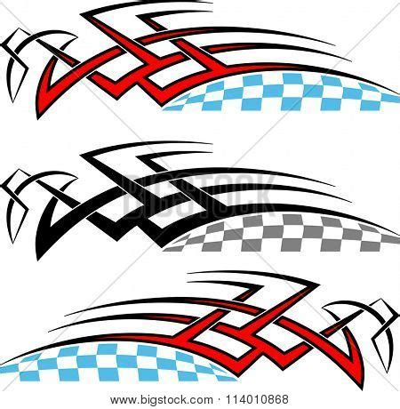 Car Design Sticker Vector Graphics by Decal Images Illustrations Vectors Decal Stock Photos