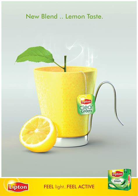 lipton akll ay barda on behance lipton green tea on behance