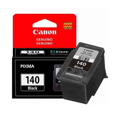 Tinta Canon Pg 47 Original cartucho de tinta negro 140 canon pg140 5201b001aa p 180 pag