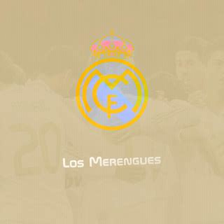 Los Merengues football clubs wallpapers for 320x320