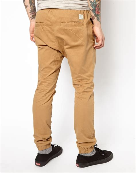Chino Joger lyst youth chino jogger in for