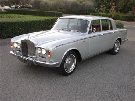 how many rolls royce in usa buy used 1967 rolls royce silver shadow california car