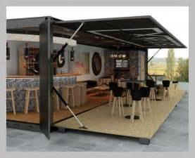 Shop Bar Ideas Container Conversions On Shipping Containers