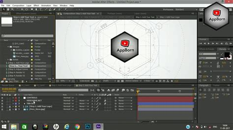 How To Edit Templates In Adobe After Effects Cs6 Cc Render Queue Easy Method Tutorial Youtube Adobe After Effects Cc Templates