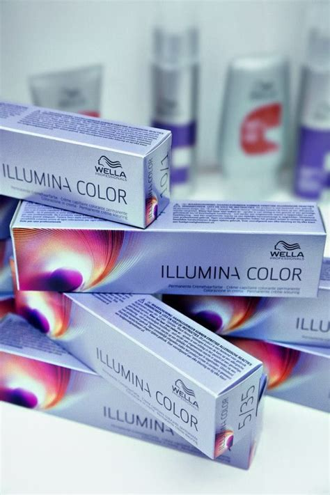 Wella Professional Brilliance 311 by Illumina Color Hair Tips T 233 Cnicas