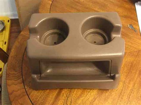 bench seat cup holder obs 7 3 style rear bench seat cup holder ford