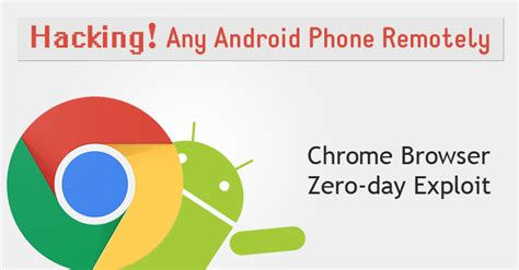 Chrome Zero Day | chrome zero day exploit leaves millions of android devices