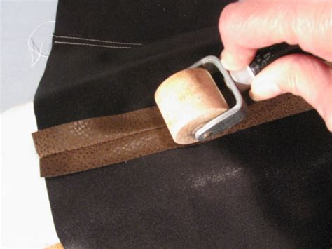 how to sew leather upholstery tips for sewing with leather and faux leather