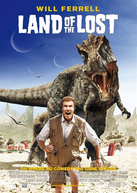land of the lost 2009 poster freemovieposters net