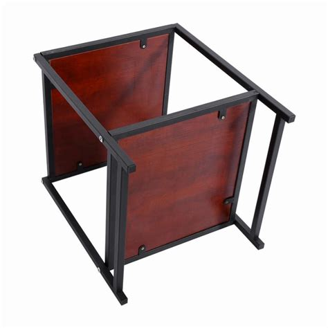 end sofa table modern mesa coffee table tea side sofa end tables with bottom shelf for living room table basse