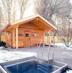 building an outdoor wood burning sauna how to build a house
