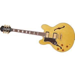 epiphone sheraton ii left handed electric guitar music123