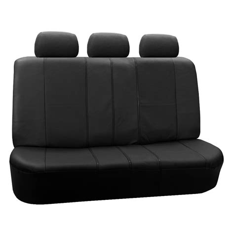 split bench seat deluxe leatherette split bench seat covers