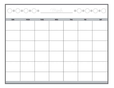 Guess Date guess the date print our calendar grid then fill in the