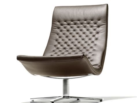 swivel armchairs upholstered swivel upholstered armchair ds 51 by de sede