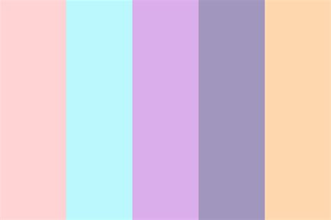 what is my color palette my favorite aesthetic colors color palette