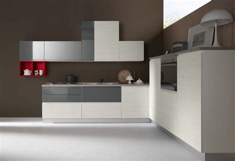 cucine con angolo cucina moderna ad angolo con elettrodomestici cucine a