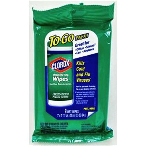 clorox disinfecting wipes   pack fresh scent