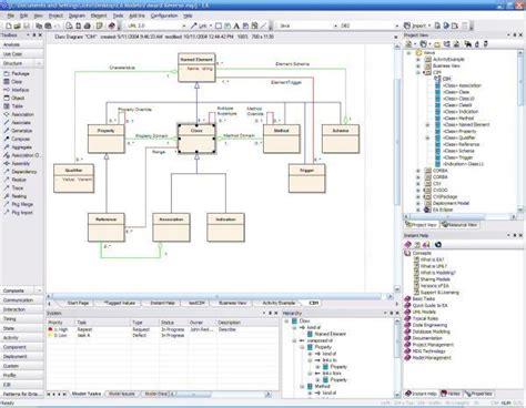 architecture design tool enterprise architect