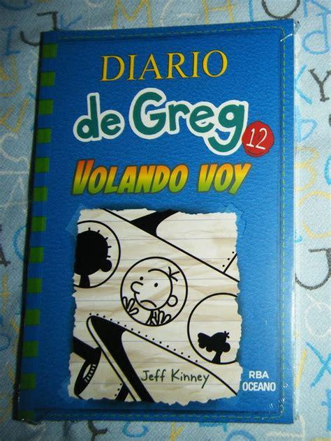 diario de greg 12 8427209827 libro diario de greg 12 volando voy jeff kinney 189 00 en mercado libre