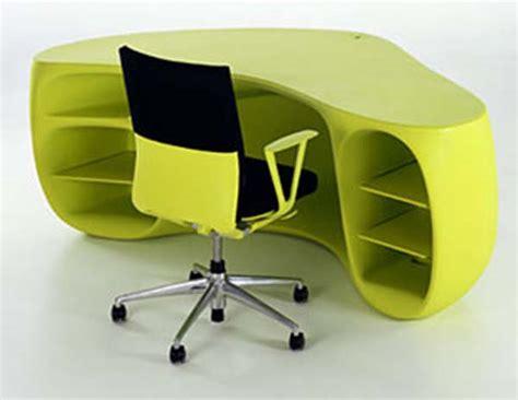 bright colored desk creatively unique desks for office