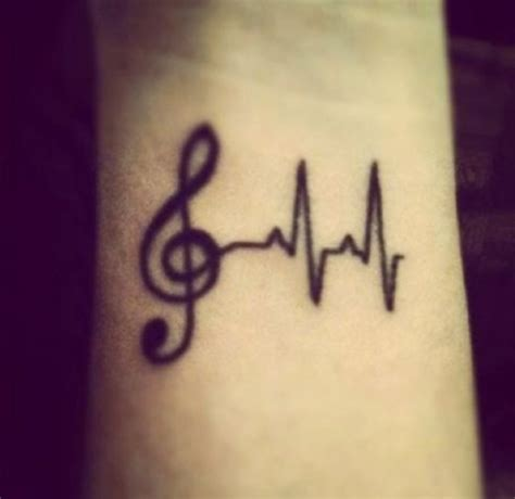 music symbol tattoo designs 20 tattoos tattoofanblog