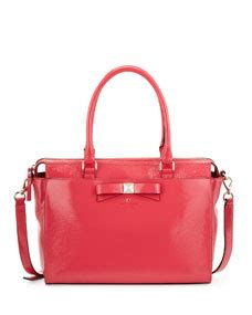 Kate Spade Beacon Jeanne Tartan kate spade new york beacon court jeanne satchel bag strawberry
