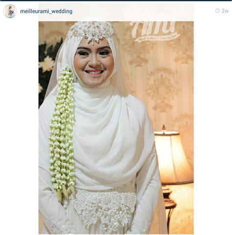 23 Style Wedding Syari Menutup Dada S226 9 Model Menutup Dada Pilihan Untuk Pesta