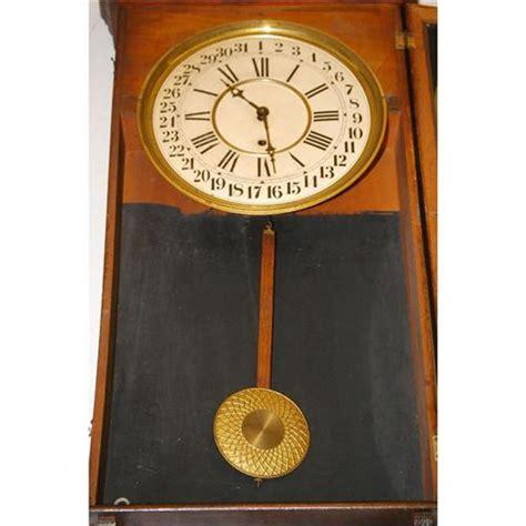 E Calendar Clock Sessions Regulator E Calendar Wall Clock 575