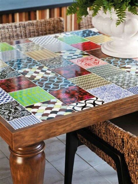 Outdoor Side Table Mosaic Woodworking Projects Plans Mosaic Tile Patio Table