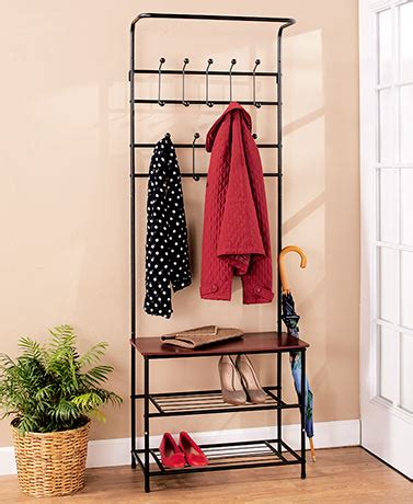 entryway bench with rack entryway bench with coat rack ltd commodities