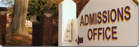 Admissions Office by The Admissions Officer What Do They Look For Mcdonough